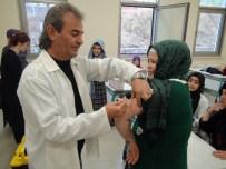 BOĞMACA - Yozgat Halk Sağlığı Başlattığı Aşı Kampanyasında 5 Bin Öğrenci Hastalıklara Karşı Aşılanacak