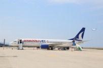 Ordu-Giresun Havalimanı Günde 800 Yolcuya Hizmet Verdi