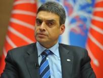 UMUT ORAN - Umut Oran CHP Genel Başkanlığı'na aday oldu