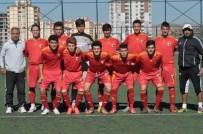 MUSTAFA EMIR - Akademi Ligi'nde Kayserispor Siftah Yaptı