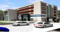 BURDUR MERKEZ - Burdur Gıda Tarım Ve Hayvancılık İl Müdürlüğü Binası Tamamlanıyor