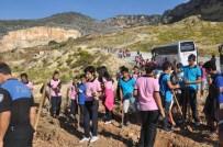 DEĞIRMENÇAY - Dezavantajlı Çocuklar, Akdeniz'in Sesi Projesiyle Doğayla Buluşuyor