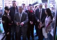 ANZER BALı - Hediyelik Eşya Ve Yöresel Ürünler Fuarı Rize'de Horonlar Eşliğinde Açıldı