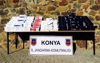 Taşkent'te Kaçak Sigara Operasyonu
