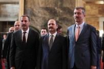 RAMAZAN CAN - AK Partili Vekilden Devlet Bahçeli'ye Teşekkür