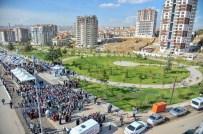 Altındağ Belediyesi 1 Ayda 7 Açılış Yaptı