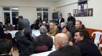 HISAREYN - Başkan Karaosmanoğlu'ndan Teşekkür Ziyaretleri