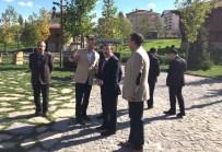İçişleri Bakanı Selami Altınok Altınköy'de