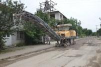 KOÇYAZı - Koçyazı'da Kanalizasyon Çalışması