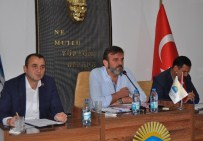 HICIV - Korkuteli Belediye Meclisinde Seçim Tartışması