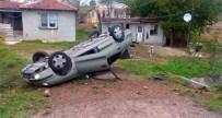KANDIRA CEZAEVİ - Otomobil Takla Attı, 4 Öğrenci Yaralandı