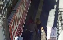 MAĞDUR KADIN - Sapık, Güvenlik Kamerasına Yakalandı