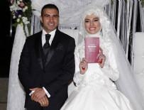 Enerji Ve Tabii Kaynaklar Bakanı Alaboyun'un Oğlu Evlendi
