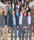 Genç MÜSİAD Konya Şubesi 'Tecrübe Paylaşım Programları' Toplantısı Düzenledi