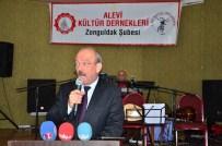 ALI ARıKAN - Zonguldak Alevi Kültür Derneği'nden Aşure Etkinliği