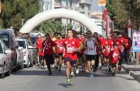 MEHMET ÇIÇEK - Gaziemir Ata'sı İçin Koştu