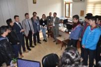 GENÇ BEYİNLER - Kartepe Belediyesi Teknik Ekibine Sürpriz Ziyaret