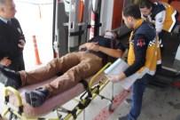 ŞAKİR YILDIZ - 5 Ayrı Kazada Bir Kişi Öldü, 4 Kişi Yaralandı