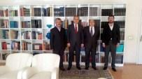 Başkan Üçok'tan Müsteşar Dursun'a Ziyaret