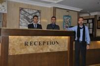Emet Termal Resort Otel'de Genel Müdür Mustafa Hügül