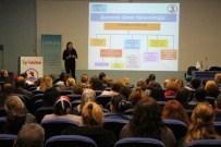 MAVI SALON - OMÜ'de 'İş Sağlığı Ve Güvenliği' Eğitimi