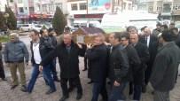 HARP OKULU - Şehit Üsteğmen Mustafa Şimşek'in Annesi Asiye Şimşek Toprağa Verildi