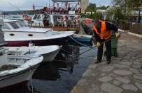 Sinop'ta Sahiller Temizleniyor