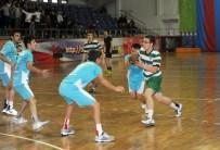 Trabzon'da Okullar Arası Hentbol İl Birinciliği Müsabakaları Sona Erdi