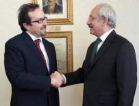 ABD BÜYÜKELÇİSİ - ABD'nin Ankara Büyükelçisi Bass, Kılıçdaroğlu'nu ziyaret etti