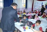 Başkan Aydın'dan Çocuklara Diş Fırçası Seti