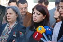 FELEKNAS UCA - HDP'li Vekiller, Yasağın Kaldırılması İçin Dilekçe Verdi