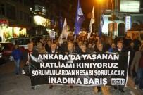 SUAT YıLDıZ - KESK'ten 'İnsan Hakları Günü' Yürüyüşü