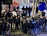 LEGİA VARŞOVA - Maç öncesi kavga: 11 yaralı