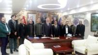 AYAKKABICI - Sorunlar Başkan Saraçoğlu'na Aktarıldı