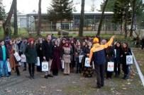 HÜSEYIN KAŞKAŞ - Üniversiteliler Arama Ve Kurtarma Birliğini Gezdi