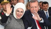 AHMET AKİF - Erdoğan Ailesinde 5. Torun Sevinci