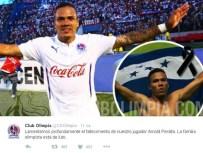 HONDURAS - Milli Futbolcu Başından Vuruldu