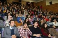 OKTAY ERDOĞAN - NEÜ'de 'Mühendislik Günleri-10' Düzenlendi
