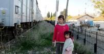 TREN RAYLARı - Fırat'ın Batısında Kalekol İnşaatları Sürüyor
