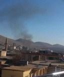 Dargeçit'te Şiddetli Patlamalar Yaşanıyor