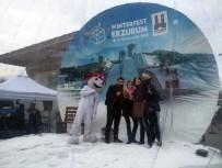 İBRAHIM ERKAL - Erzurum Winterfest'e Üsküdar'da Çoşkulu Tanıtım