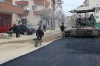 KOZCAĞıZ - Kozcağız'da Asfalt Çalışmaları Devam Ediyor