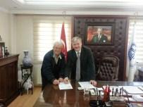 ÇINAR KÖYÜ - Kuşadası'nın Kültürel Ve Tarihi Mirasını Korumak Proje Protokolu İmzalandı