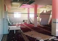 Teröristler Bir Camiyi Daha Kullanılamaz Hale Getirdi