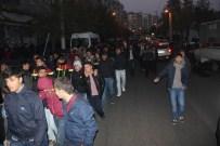 ŞEYH SAID - Diyarbakır'da HDP'lilerin Açıklamasının Ardından Olaylar Çıktı