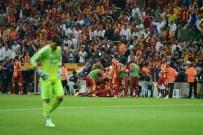 İBRAHİM TORAMAN - Galatasaray, 10 Maçtır Beşiktaş'a Kaybetmiyor