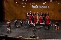 SALSA - OYAK Renault Çalışanları 2015 Yılını Şarkılarla Uğurladı