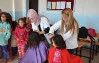 ÜÇKUYU - Siverek Belediyesi'nden Kız Öğrencilere Ücretsiz Saç Bakımı