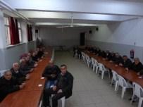 SYDV'ye İki Muhtar Üye Seçimi Yapıldı