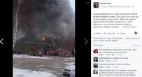 Çankırı'da ET Tesisindeki Yangın